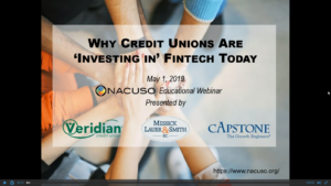 Why Credit Unions Are